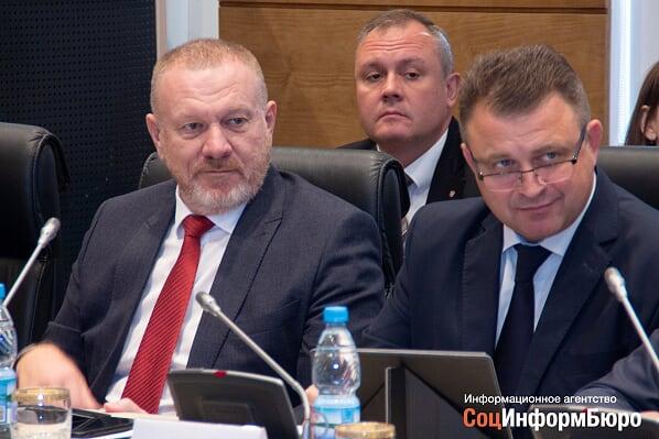 Сергей Горняков избран сенатором от Волгоградской области