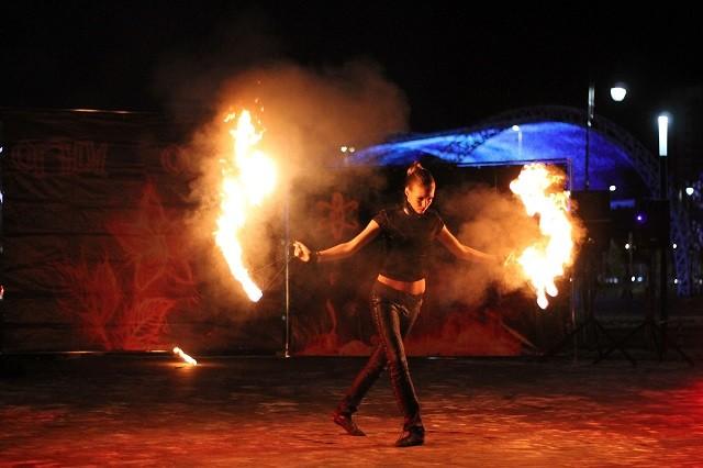 В Волгограде состоится фаер-шоу «Огни осени»