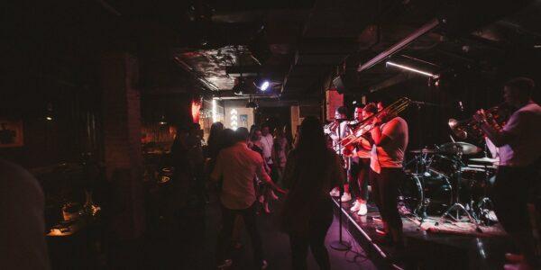 LIve Hall Грядушка бар