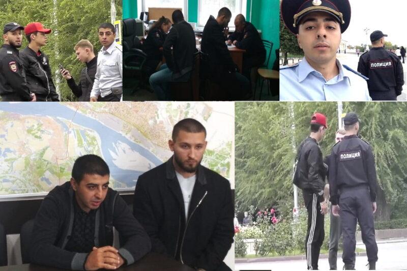 «Хотели «лайки» получить»: в Волгограде задержали лже-полицейских