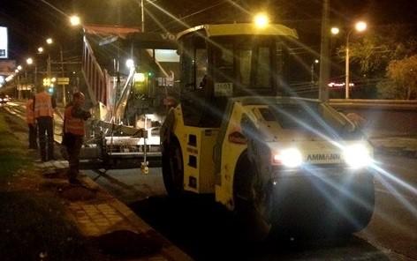 В Волгограде отремонтировали улицу Краснопресненскую