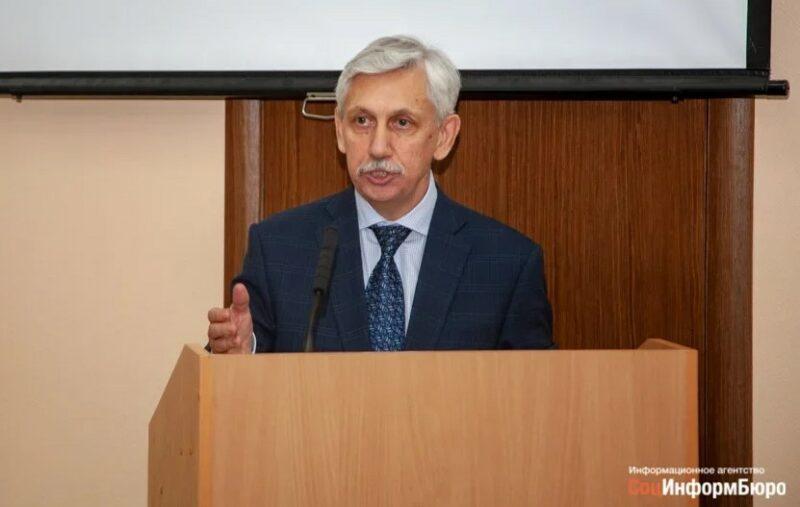 Михаил Таранцов: «Я не имею отношение к пикетам в Волгограде, но это вклад в наше общее дело».