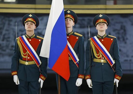 В Волгограде стартовал тщательный отбор в роту почетного караула