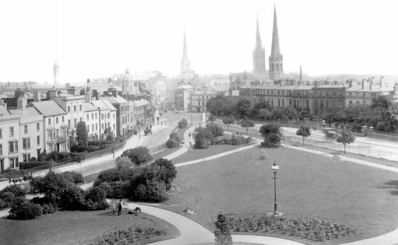 Площадь Волгограда появилась в самом центре Ковентри в Великобритании