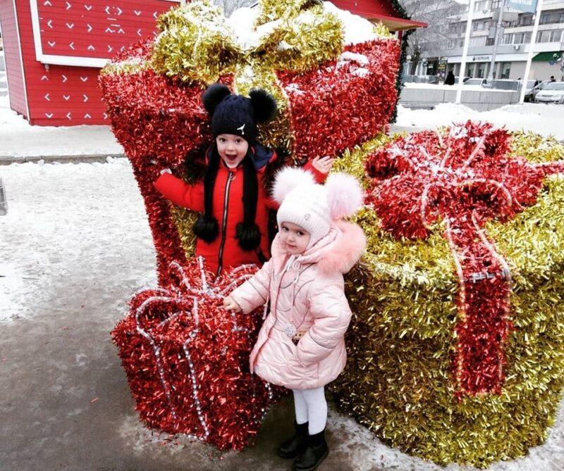Волгоградские школьники получат бесплатные подарки на Новый год