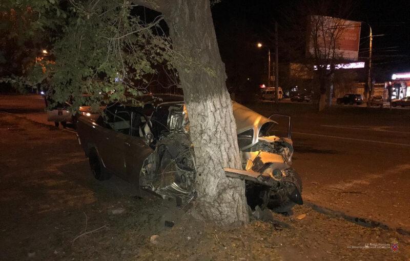 В Волгограде произошло два смертельных ДТП