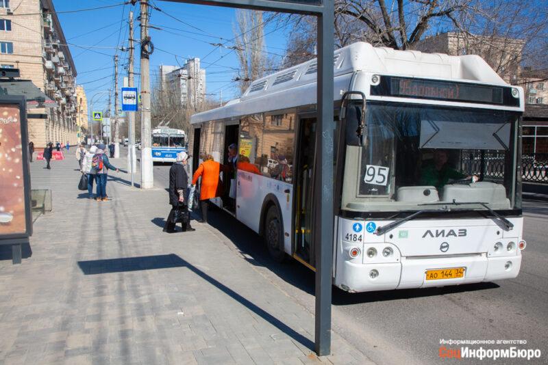 Теперь волгоградцам помогут сориентироваться с общественным транспортом Яндекс.Карты
