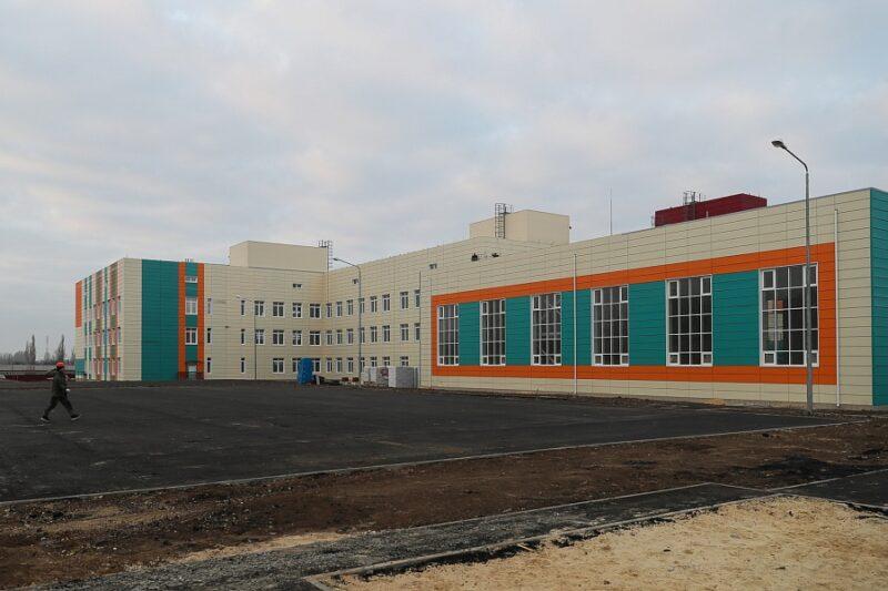 В 2020 году для школьников Городищенского района распахнет свои двери современная школа