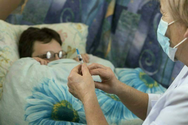 В регионе диагностировали грипп
