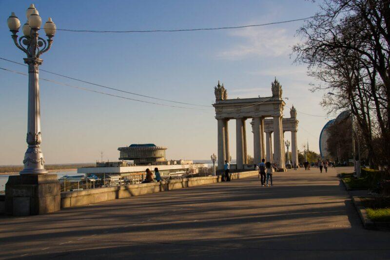 Сегодня на набережной Волгограда будет концерт ко Дню Победы