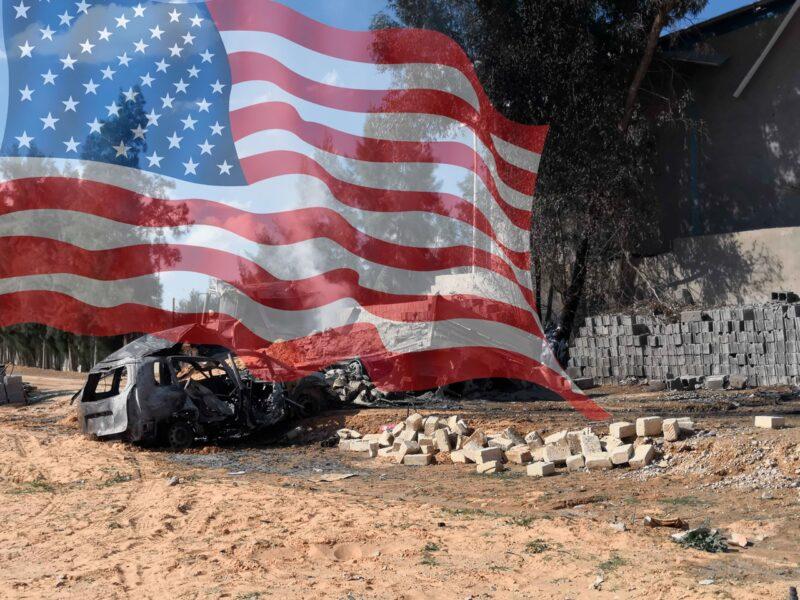 «В этой стране социологией имеем право заниматься только мы»: США устроили беспредел в Ливии