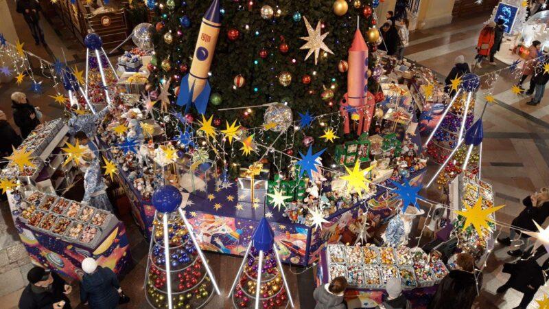 Стало известно, когда Волгоград начнут украшать к Новому году