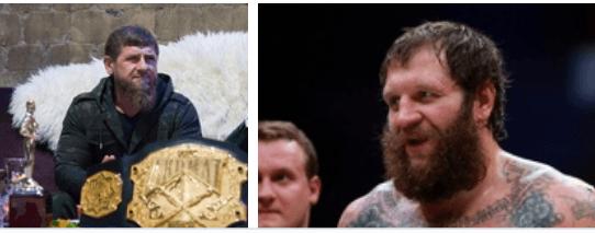 «ММА или бокс»: Кадыров выбирает по каким правилам будет биться с Емельяненко