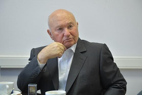 Скончался экс-мэр Москвы Юрий Лужков