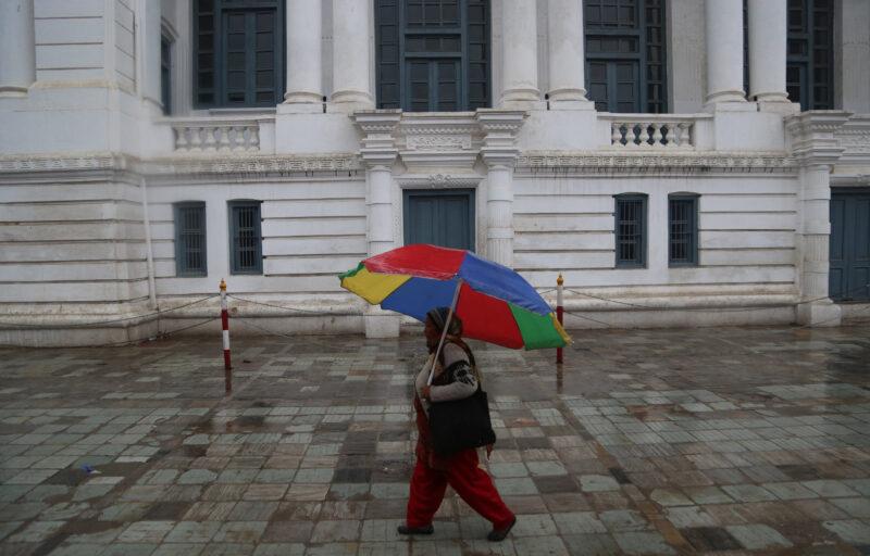 Синоптики спрогнозировали дождь в новогоднюю ночь