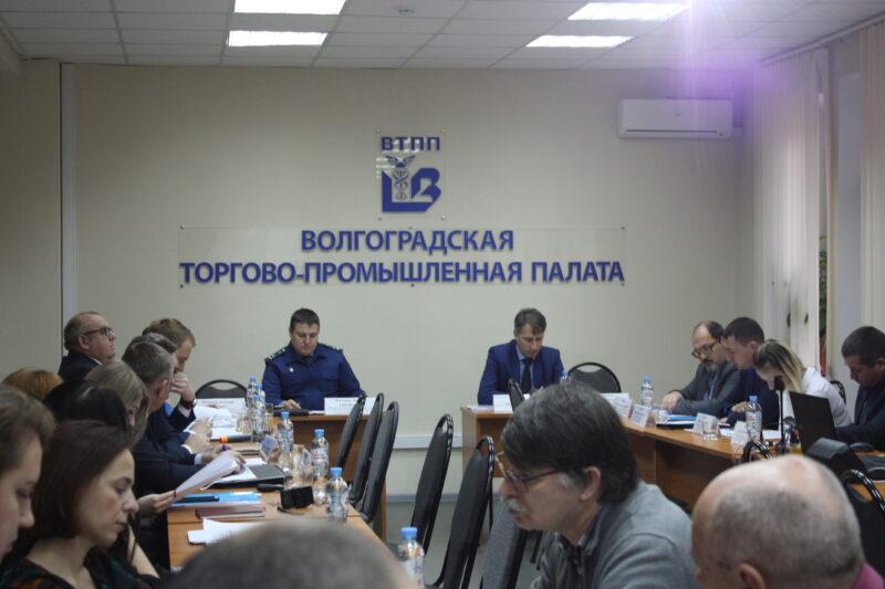 В Волгограде обсудили «мусорные» проблемы