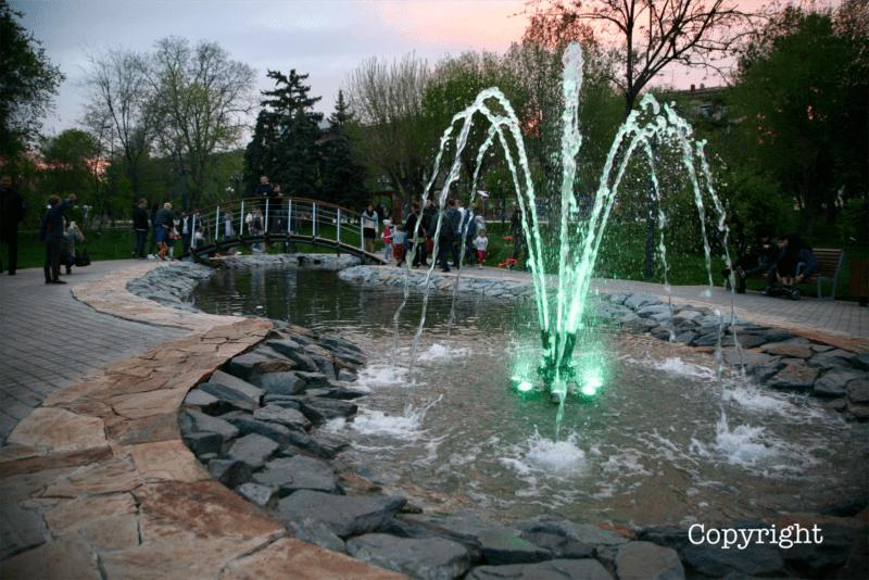 В Волгоградской области появилось почти 160 новых парков