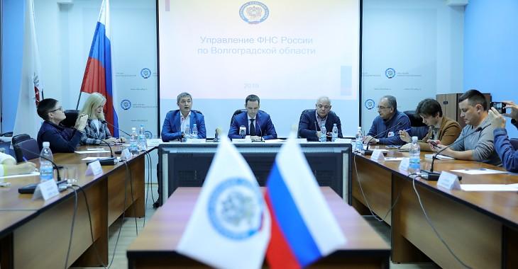 Глава УФНС: «Красный Октябрь платит, а бизнес не бежит из Волгограда»