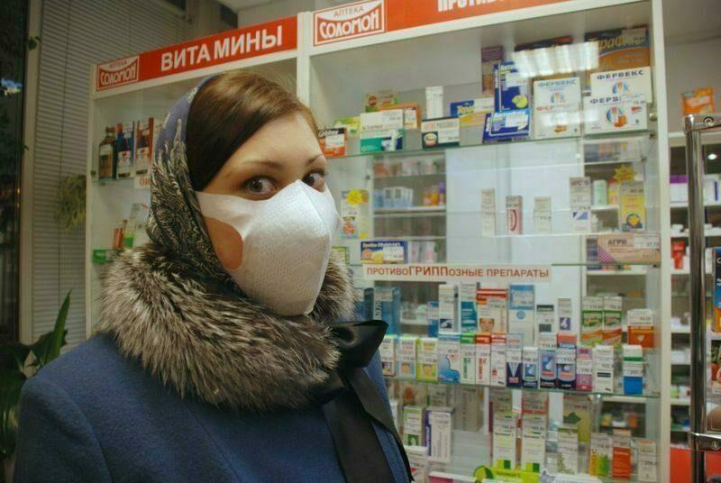 По Волгоградской области гуляет грипп