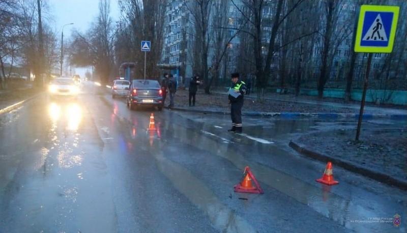 6 пешеходов сбили на дорогах Волгограда за минувшие сутки