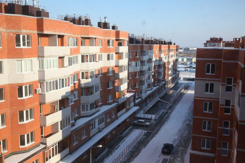 20 волгоградских семей из аварийных квартир переехали в новые