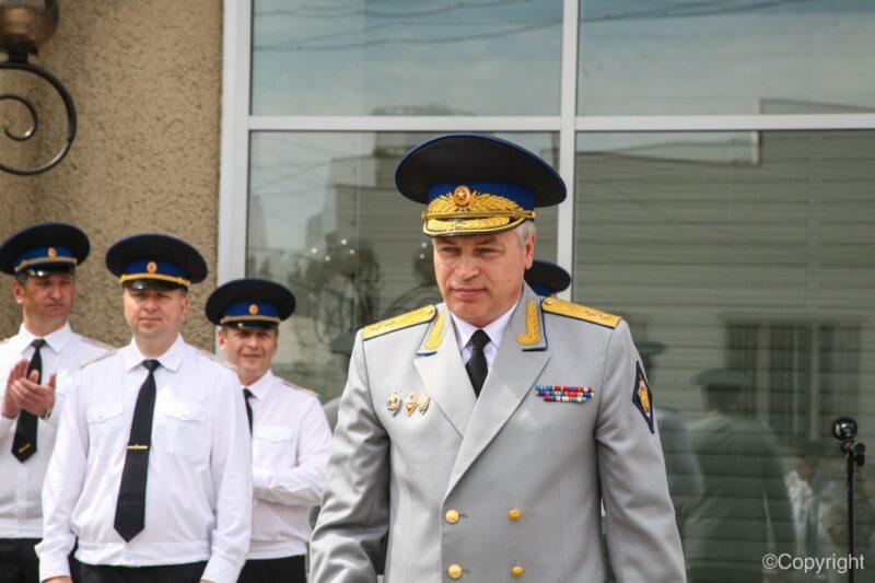 Вместо Анатолия Гулевского начальником главка ФСБ по Волгоградской области может стать Игорь Голдобин