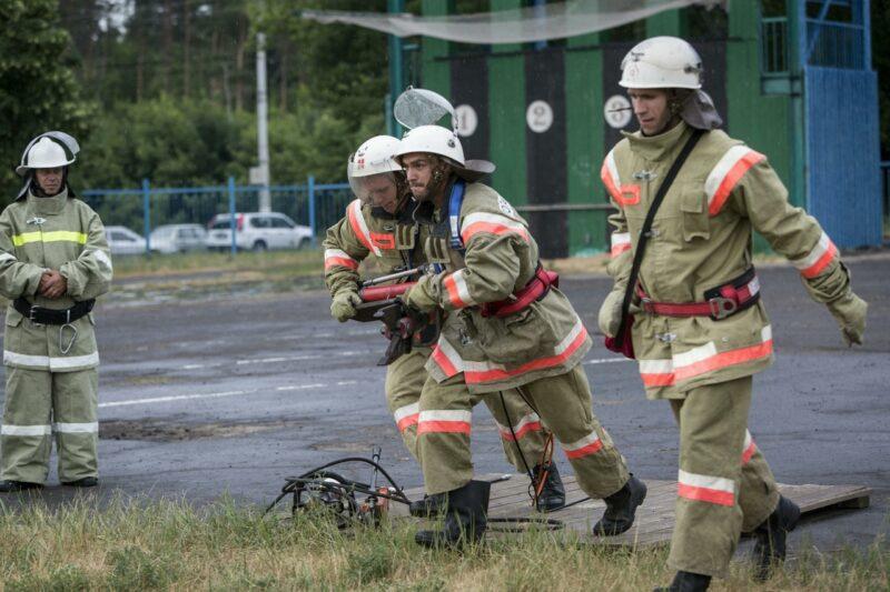 Общежитие в Волжском горело 2 раза за ночь