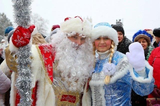 В новогоднюю ночь на большом экране в Волгограде будут транслировать праздничный концерт