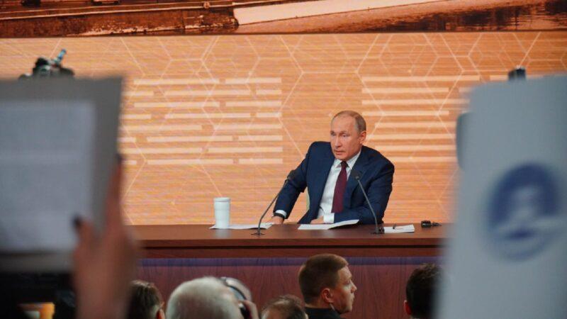 Путин пообещал сократить сроки поступления средств маткапитала в банки при ипотеке