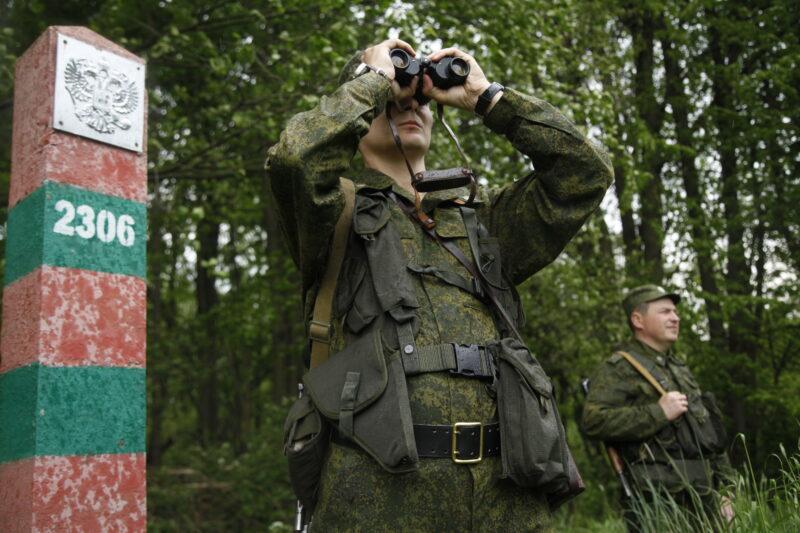 В Волгоградской области набирают желающих стать пограничниками
