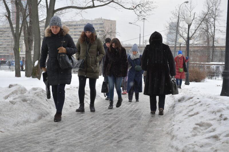 «Туман, гололедица и сильный ветер»: синоптики опубликовали прогноз для Волгоградской области