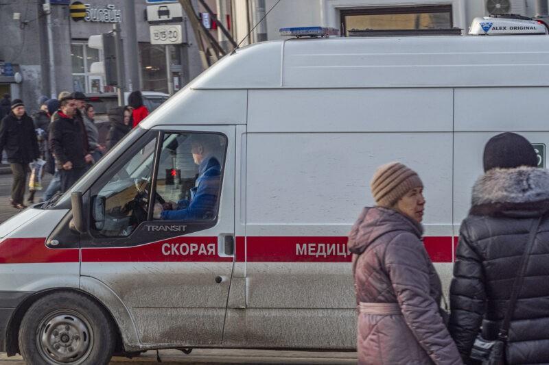 В Городище насмерть сбили 47-летнего пешехода