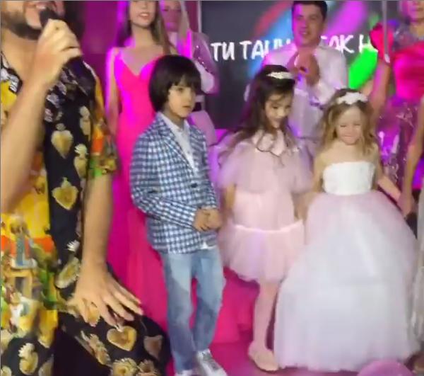 День рождения 6-летней миллионерши: Киркоров вёл, Ревва пел «Алкоголичку»