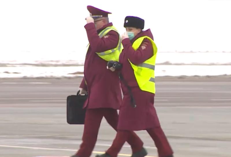 Волгоградский аэропорт встречает пассажиров в полной готовности противостоять коронавирусу