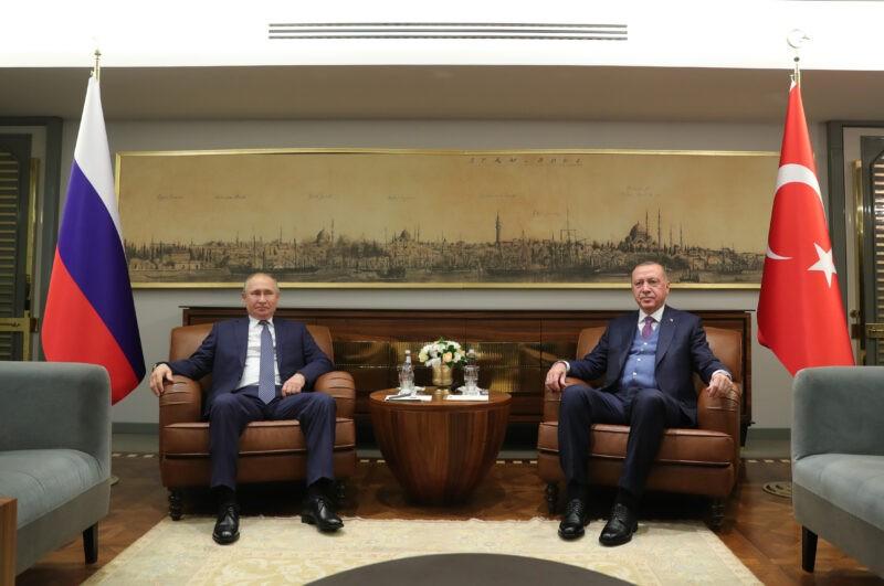Направленное на перемирие в Ливии предложение Путина и Эрдогана было одобрено главой ЛНА