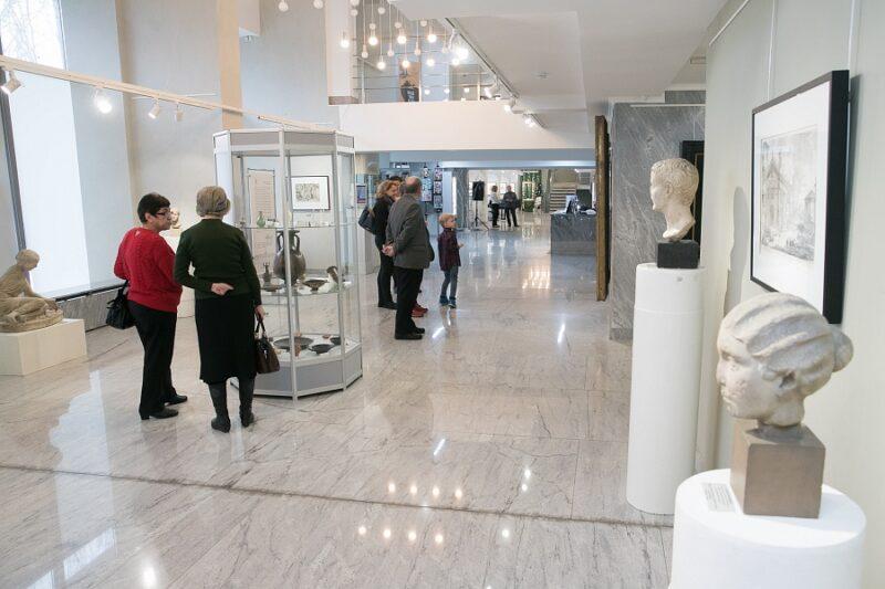 В Волгограде хотят увеличить площадь музея Машкова
