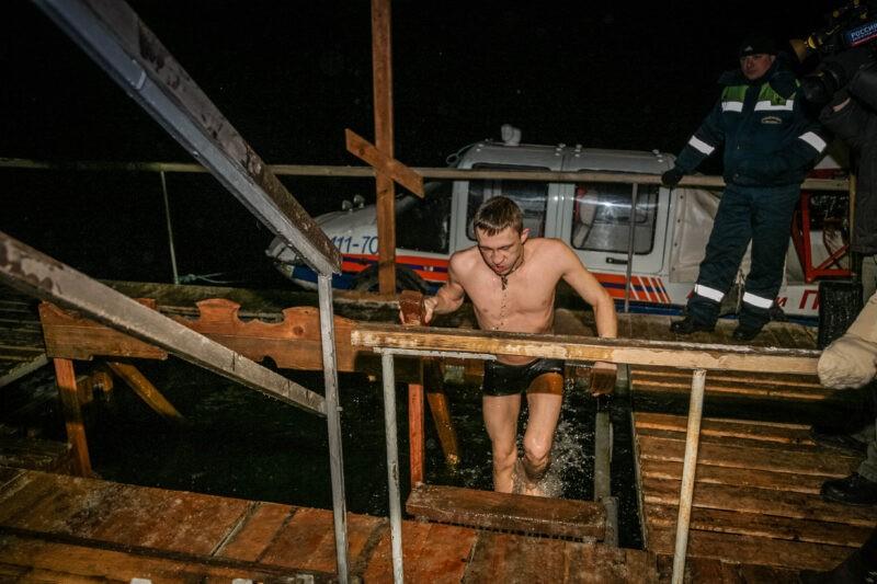 Этой крещенской ночью волгоградцы сильно мерзнуть не будут