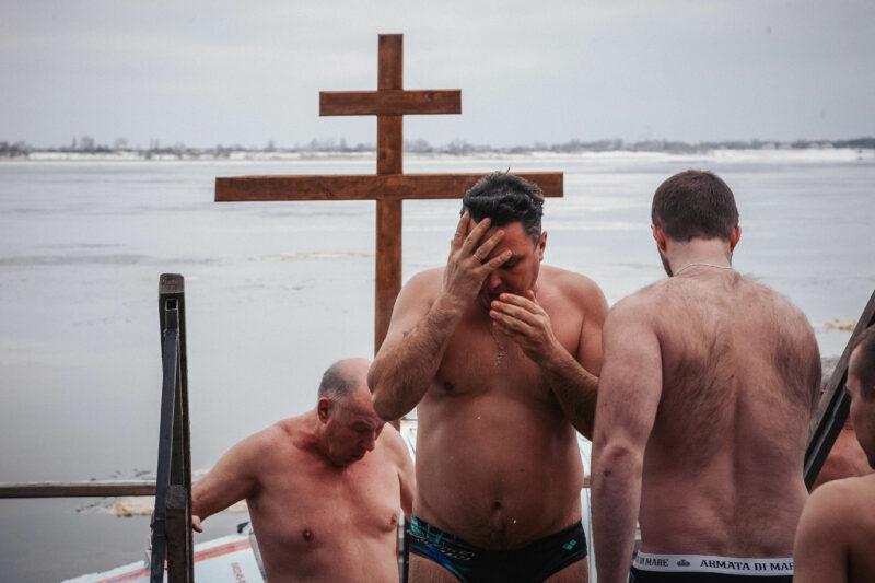 В мэрии обозначили места для крещенских купаний