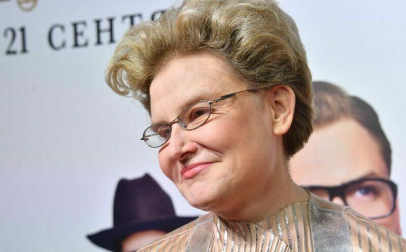 58-летняя Елена Малышева призналась на что пошла, чтобы избежать рака