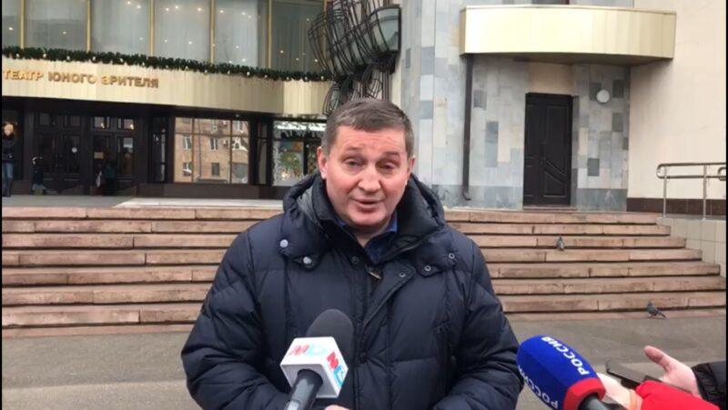 Андрей Бочаров пообещал реконструкцию ТЮЗа: «За 50 лет здесь серьезных преобразований не было»