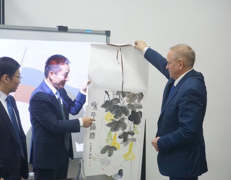 Волгоградскую область продолжают осваивать китайцы