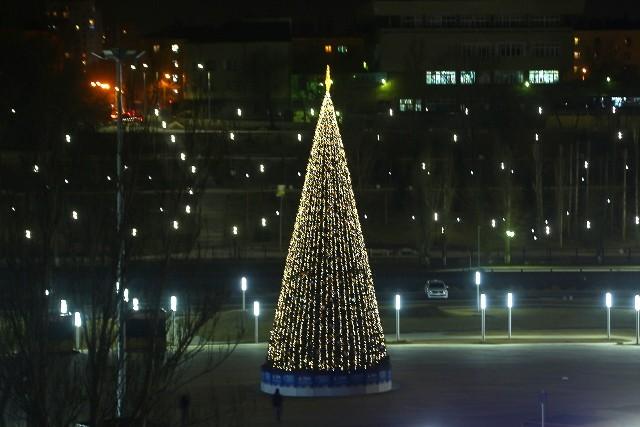 Программа новогодних мероприятий на 4 января в Волгограде