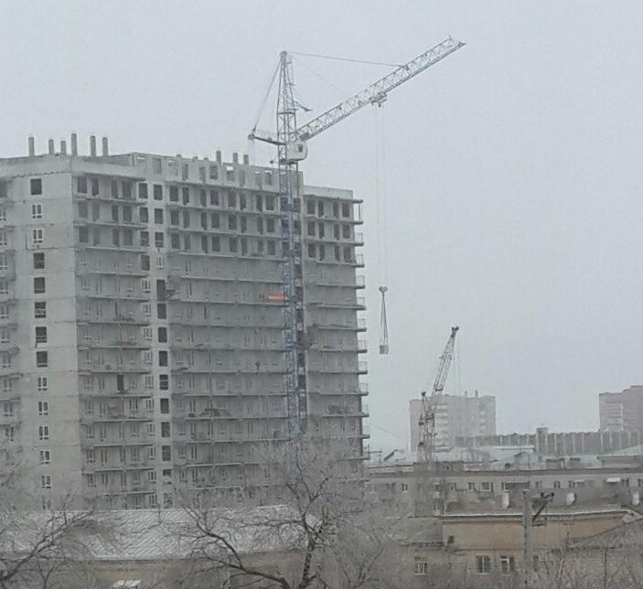От проблемных долгостроев в Волгограде «открестилась» еще одна компания