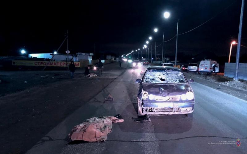 В регионе ищут свидетелей страшного ДТП на трассе «Краснослободск-Средняя Ахтуба»