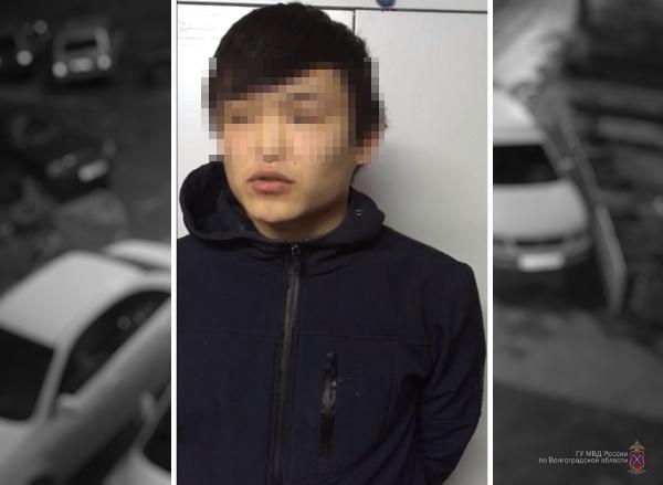 В Волгограде 20-летнего жителя Калмыкии подозревают в тяжком преступлении