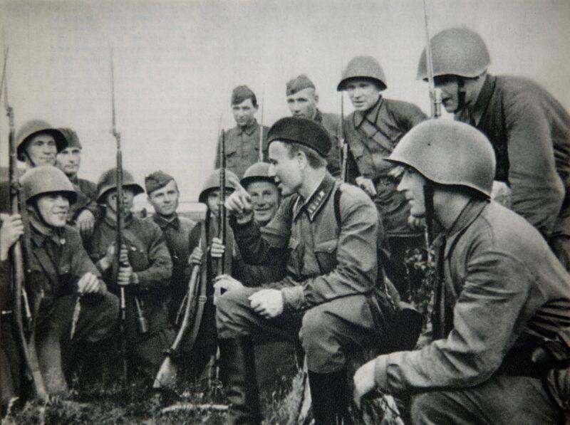 В Волгограде ищут актеров на роль советских и немецких солдат