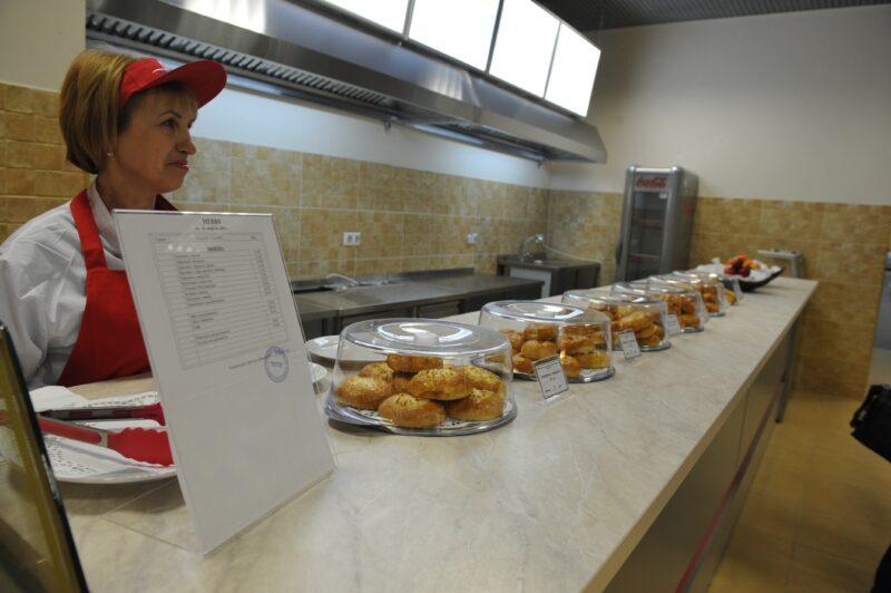 На Коммунистической закрыли «Пончик» за антисанитарию