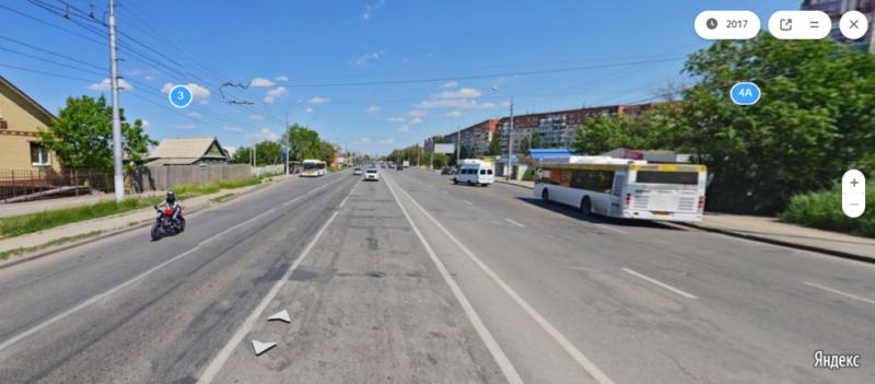 В Кировском районе на продольной установят бетонные разделительные блоки