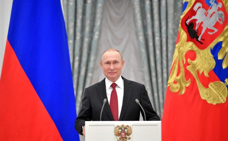 Владимир Путин признался как поживает