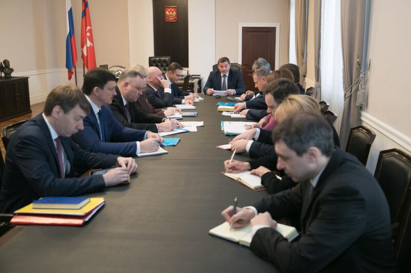 Рост ДТП с летальным исходом взволновал губернатора Волгоградской области